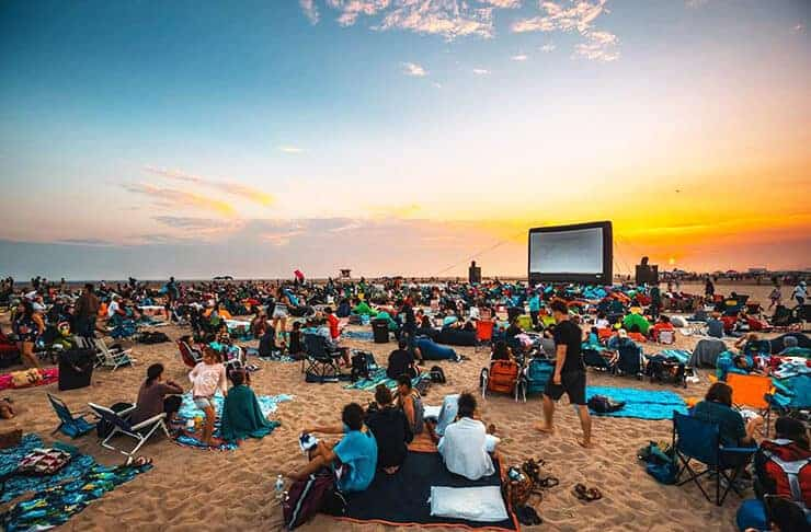Mooloolaba Beach Cinema