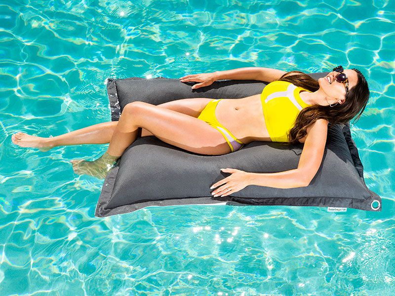 Cabo Pool Float grey