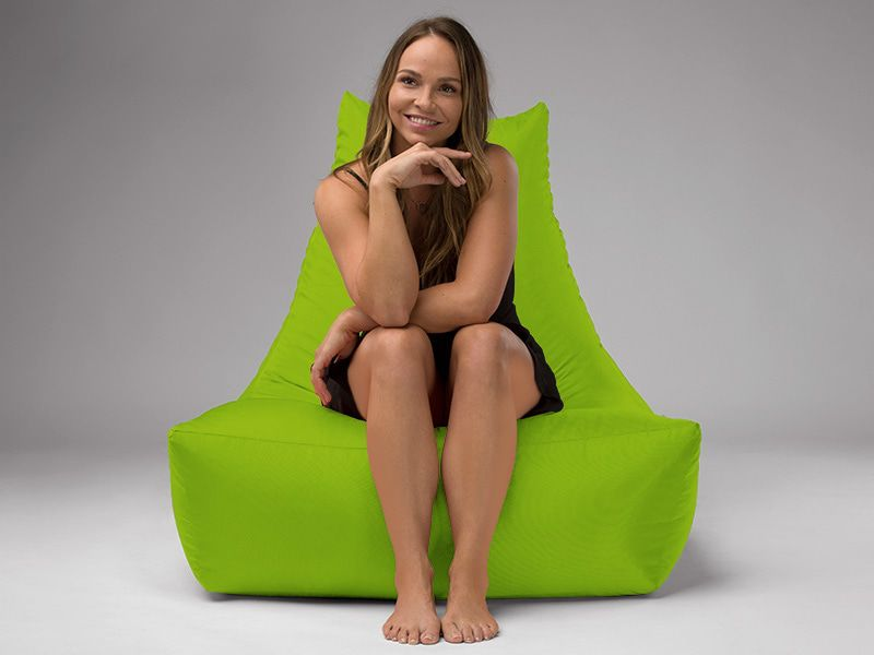 Merlin BeanBag Chair Lime