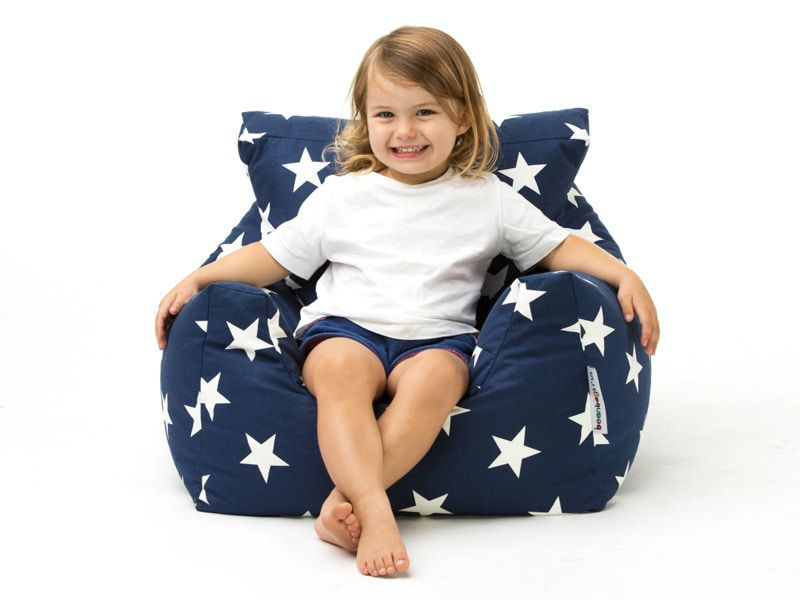 Tremendous Make Your Toddler A Star With Our Adorable Baby Im A Star Kids Beanbag Chair Premium Quality Cotton Cover With Removable Inner Liner Easy To Camellatalisay Diy Chair Ideas Camellatalisaycom